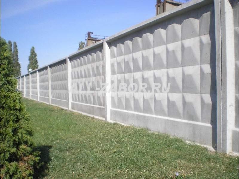 Забор из бетона в красноярске купить сиверский купить бетон